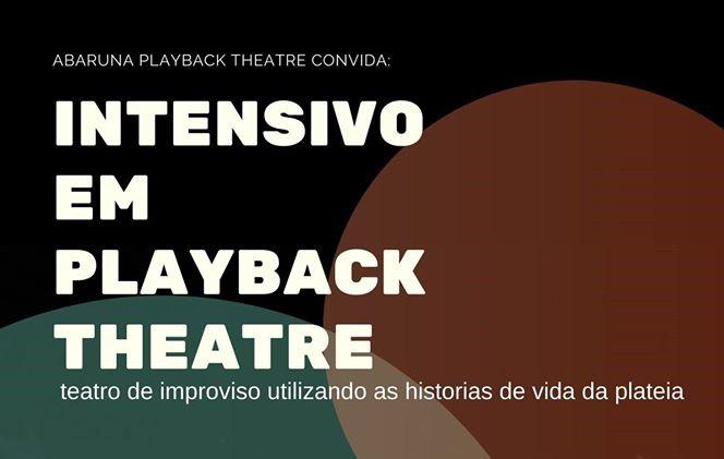 Intensivo em Teatro Playback